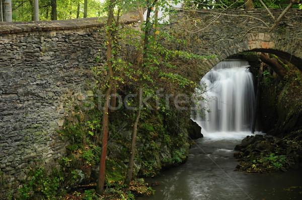 Old bridge Stock photo © ondrej83
