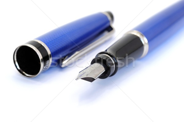Ink pen Stock photo © ondrej83