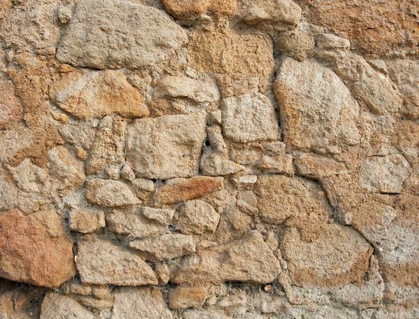 Old damaged wall Stock photo © ondrej83