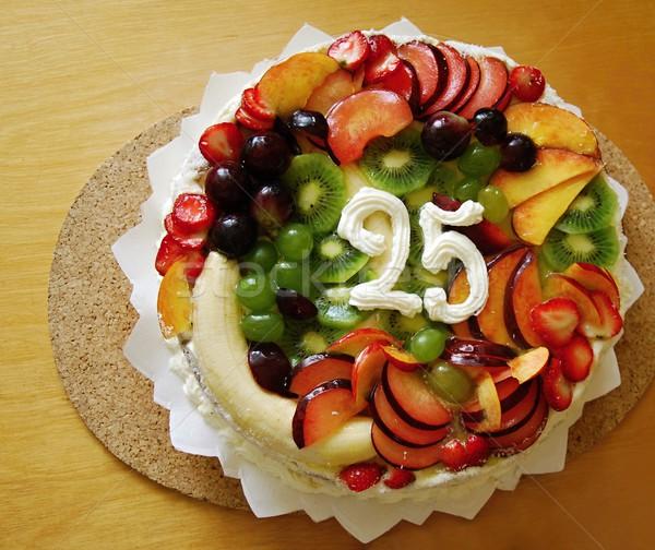 Cake Stock photo © ondrej83