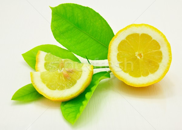 Lemon  Stock photo © ondrej83