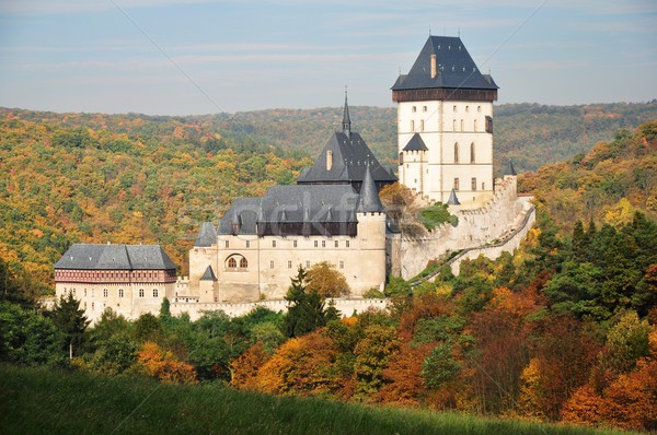 Castle  Stock photo © ondrej83