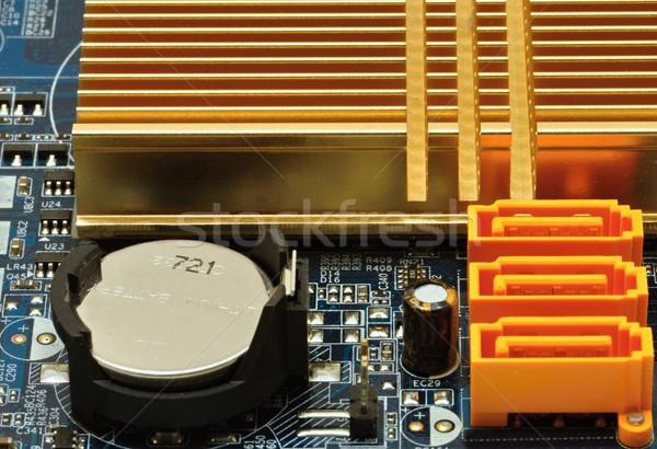 Electronic circuit Stock photo © ondrej83