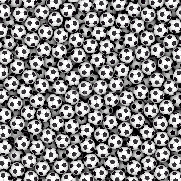 Background composed of many soccer balls Stock photo © oneo