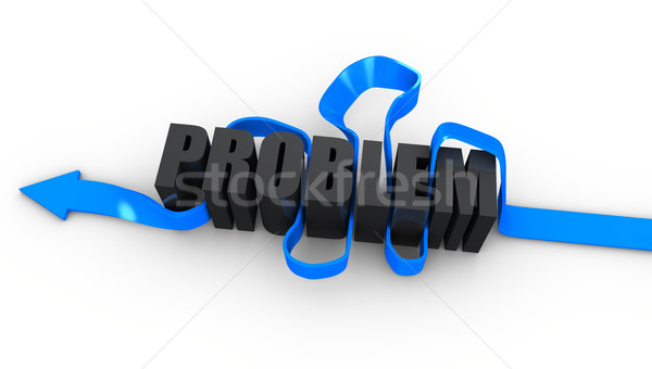 Problem Stock photo © OneO2