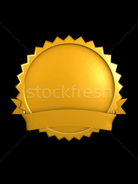 Gold, brand Stock photo © OneO2