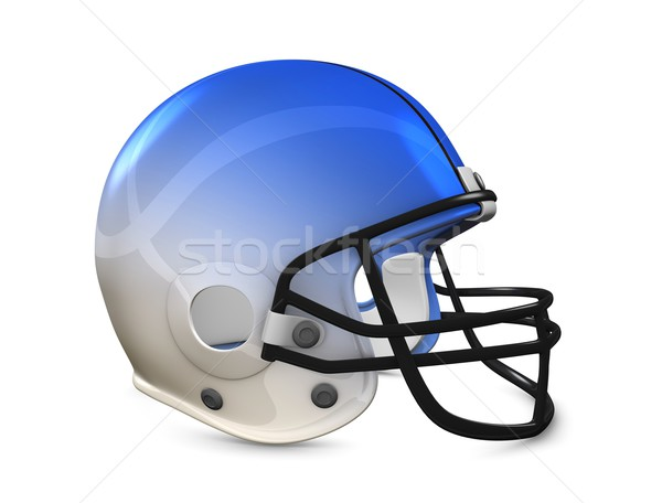 American football helmet Stock photo © OneO2