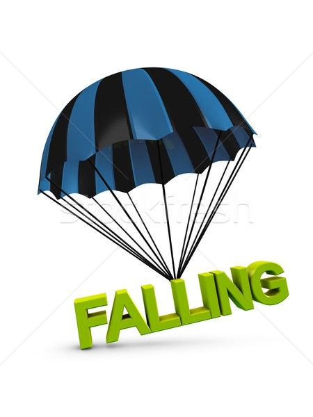 Falling Stock photo © OneO2
