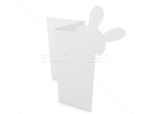 Greeting card Stock photo © OneO2