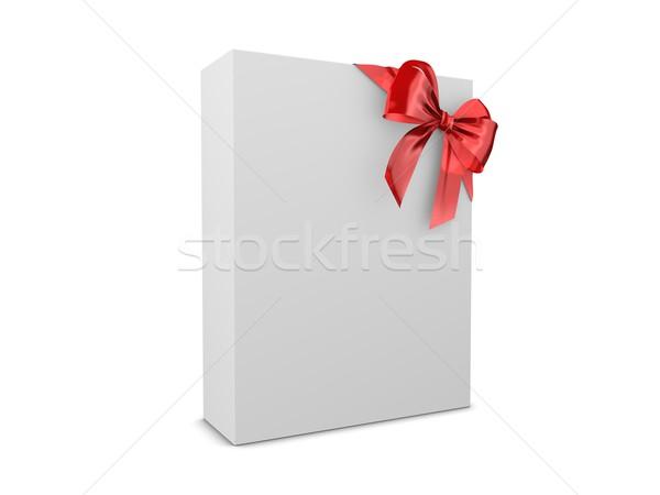 Gift box Stock photo © OneO2