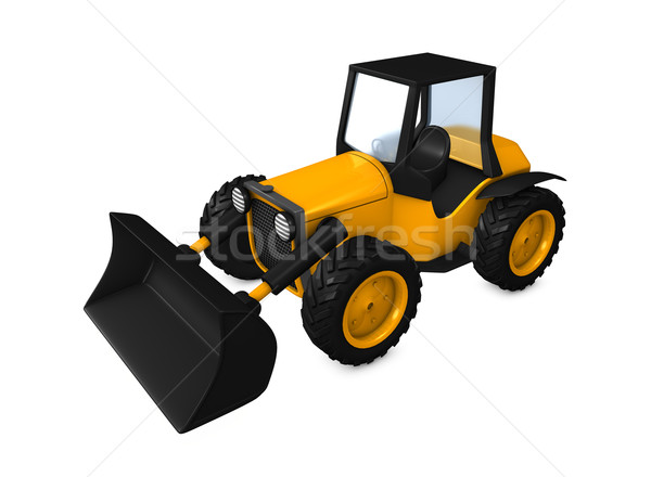 Tractor Stock photo © OneO2