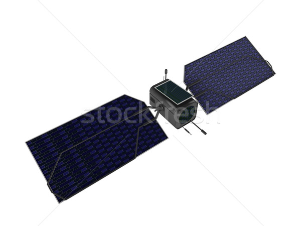 Satellite Stock photo © OneO2