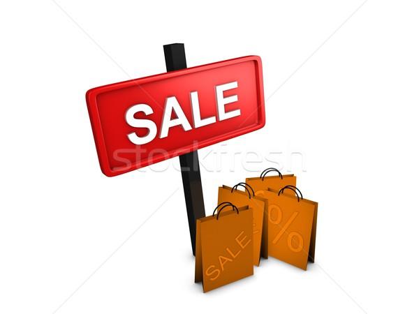 Sale Stock photo © OneO2