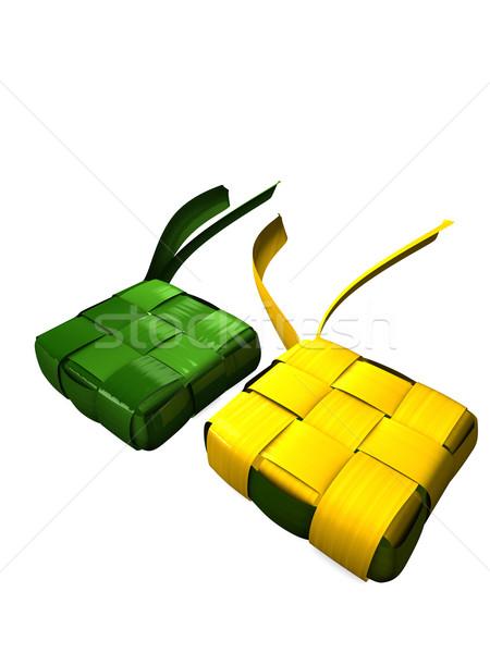 ketupat Stock photo © OneO2