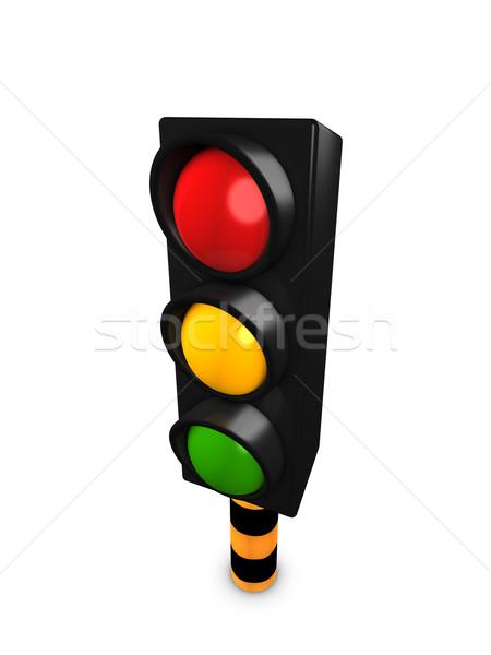 TrafficLight Stock photo © OneO2