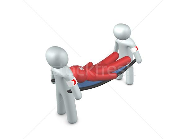 Injury Stock photo © OneO2