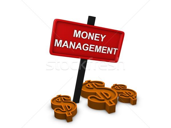 Management Stock photo © OneO2