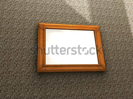 Classic frame Stock photo © OneO2