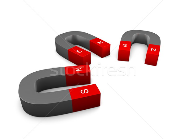 Magnets Stock photo © OneO2