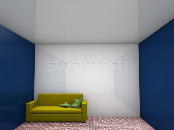 Sofa2 Stock photo © OneO2