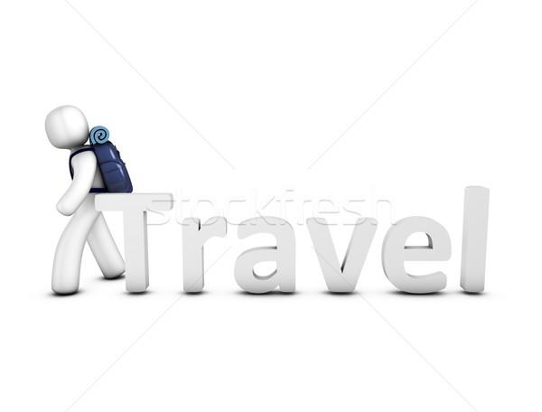 Travel Stock photo © OneO2