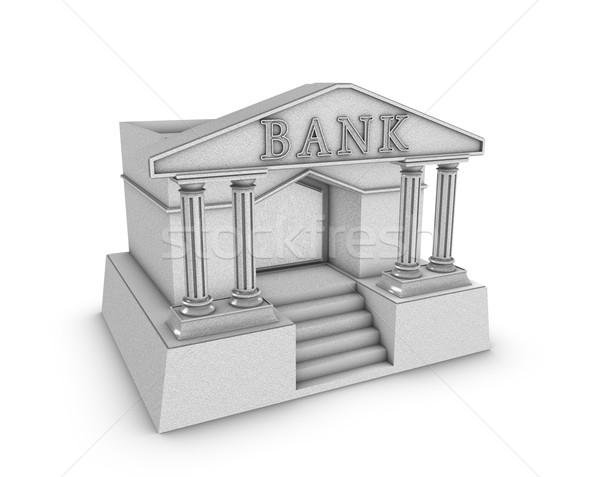 Bank Stock photo © OneO2