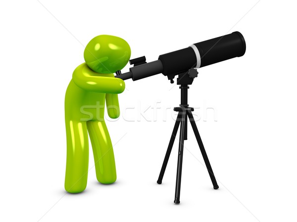 Astronomy Stock photo © OneO2