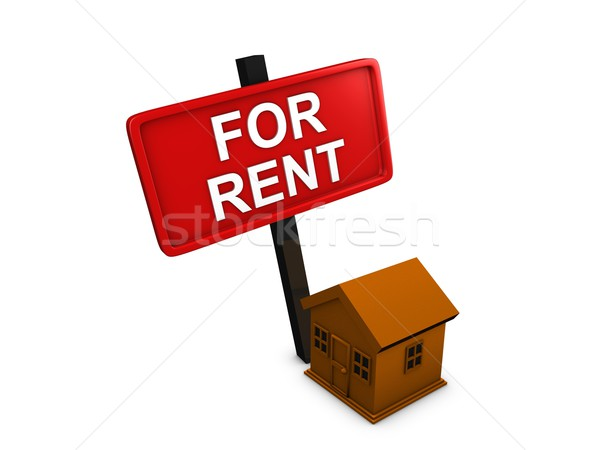 House for rent Stock photo © OneO2