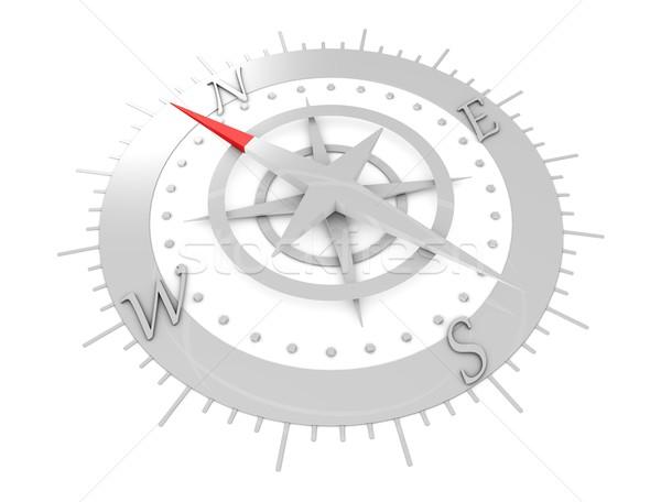 Compass Stock photo © OneO2