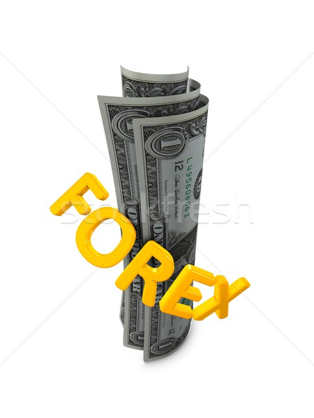 Forex, Foreign Exchange Stock photo © OneO2
