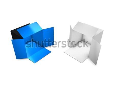 Box Stock photo © OneO2