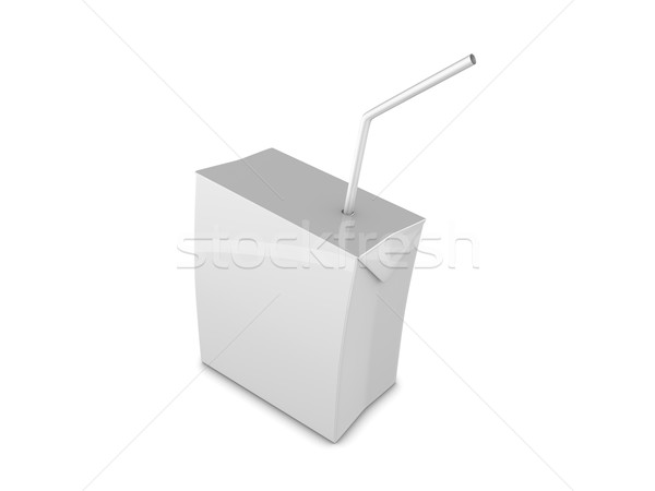 Drink box Stock photo © OneO2