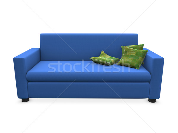 Sofa Stock photo © OneO2