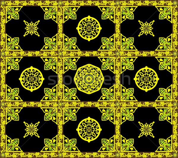 Christian orthodox pattern Stock photo © Onyshchenko