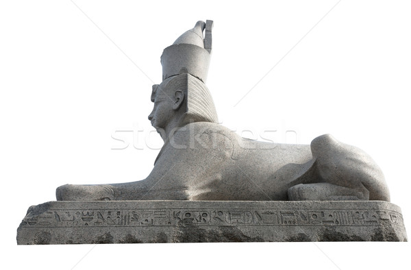 Sphinx Stock photo © Onyshchenko