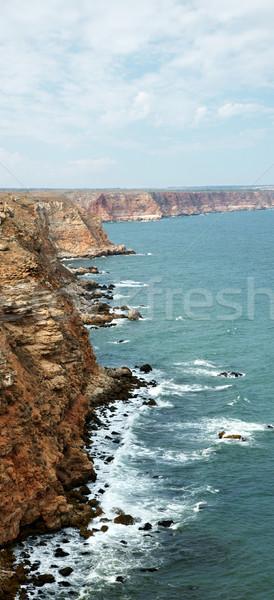 Cape Kaliakra Stock photo © oorka