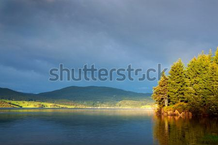 dam Dospat Stock photo © oorka