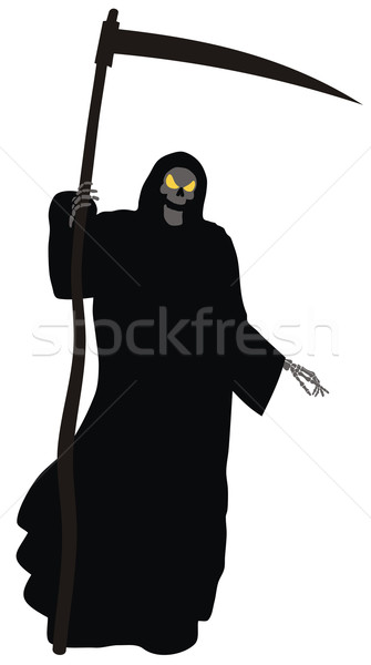 The Grim Reaper Stock photo © oorka