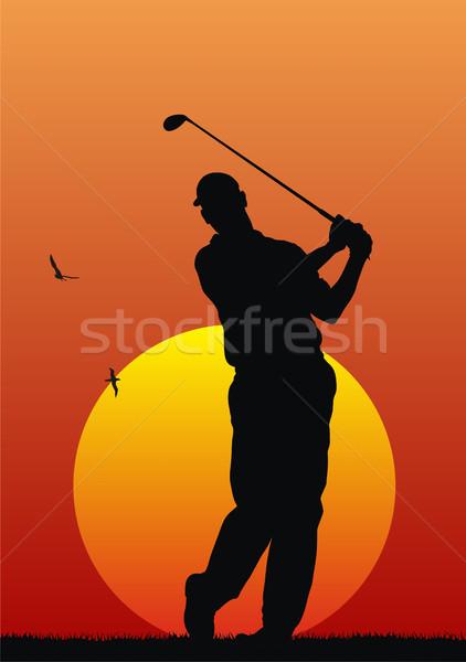Golf Stock photo © oorka