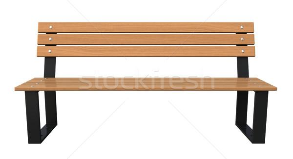 Bench Stock photo © oorka