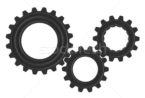 Gears Stock photo © oorka