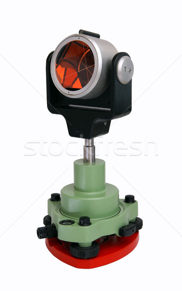 Jel precíz távolság mérés vízszintes függőleges Stock fotó © oorka