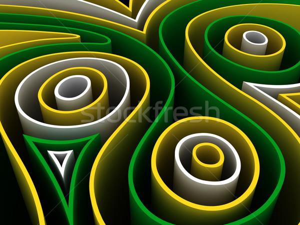 Abstract figures Stock photo © oorka