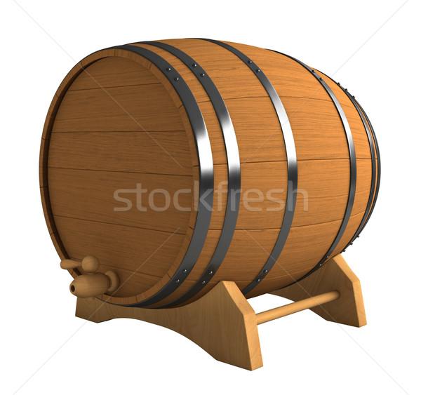 Barrel Stock photo © oorka