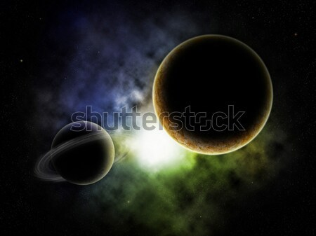 Universe Stock photo © oorka