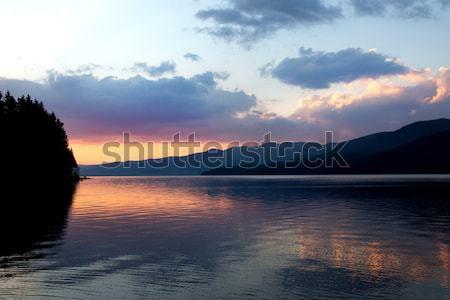 Sunset Stock photo © oorka
