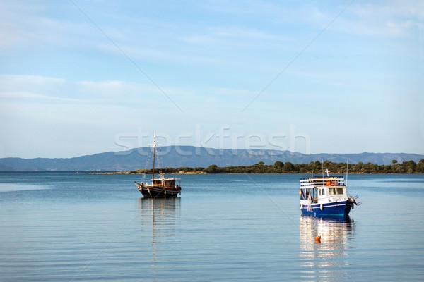 Aegean sea Stock photo © oorka