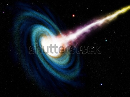 Black hole Stock photo © oorka