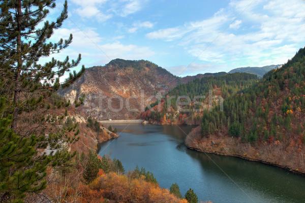 Dam Teshel Stock photo © oorka