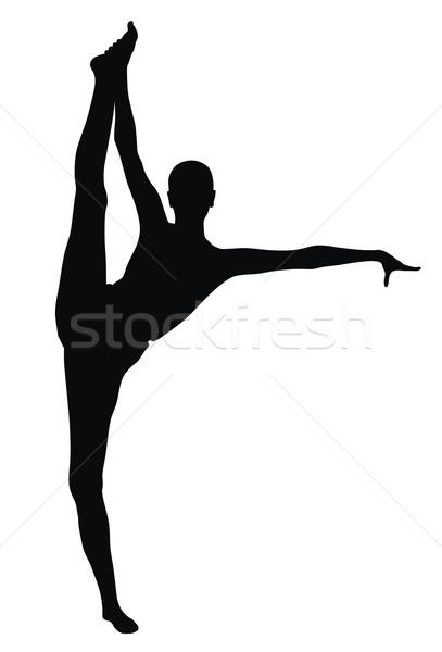 Gymnastic Stock photo © oorka